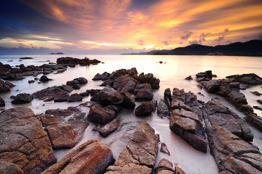 teluk bayu by Mohd Azmi - Landscapes Sunsets & Sunrises ( biar gambar bercerita )