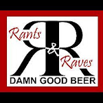 Logo of Rants & Raves Cowpoke Coconut Porter