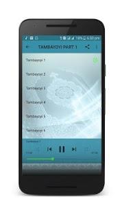 Tambayoyin Sheikh Jaafar mp3 Offline - Part 1 of 2 - náhled