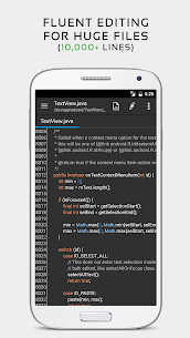 QuickEdit Text Editor Pro – Writer & Code Editor Paid Mod 2
