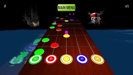 Guitarist : guitar hero battle - Guitar chords apkpoly screenshots 2
