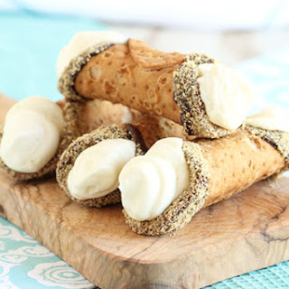 S'mores Cannoli