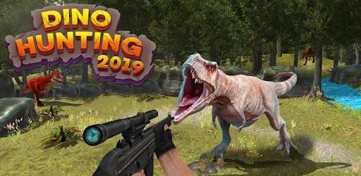 Jurassic Dino Hunter - Dino Hunter Deadly Shores APK 0