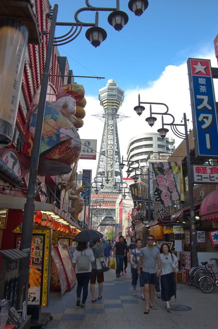 夏日關西遊 - 大阪