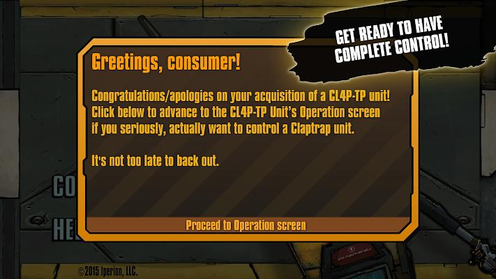 ClaptrAPP - screenshot
