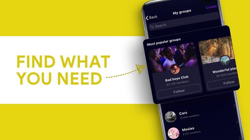 Taimi - LGBTQI+ Dating, Chat and Social Network 5.1.58 screenshots 8