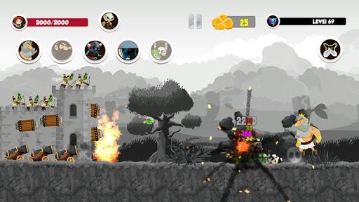 Idle Defense LF screenshots 4