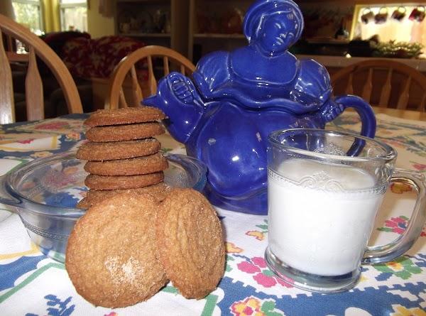 America's Best Brown Sugar Cookie Recipe