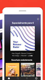 Spotify: música y podcasts Screenshot