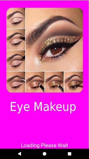 10000+ Eye Makeup Step By Step HD (Offline) 1.1 screenshots 1