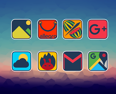 Sorun - Icon Pack Screenshot