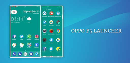Launcher Theme for Oppo F5 - Apps on Google Play
