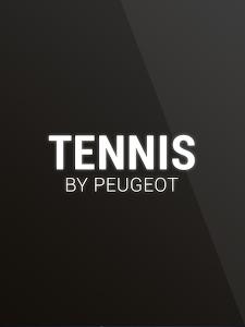 Tennis by Peugeot screenshot 6