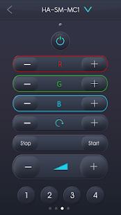 AppMitter - náhled