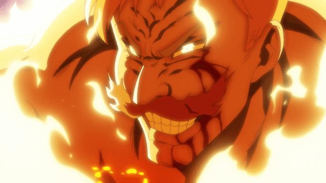 七つの大罪神々の逆鱗13話アニメ