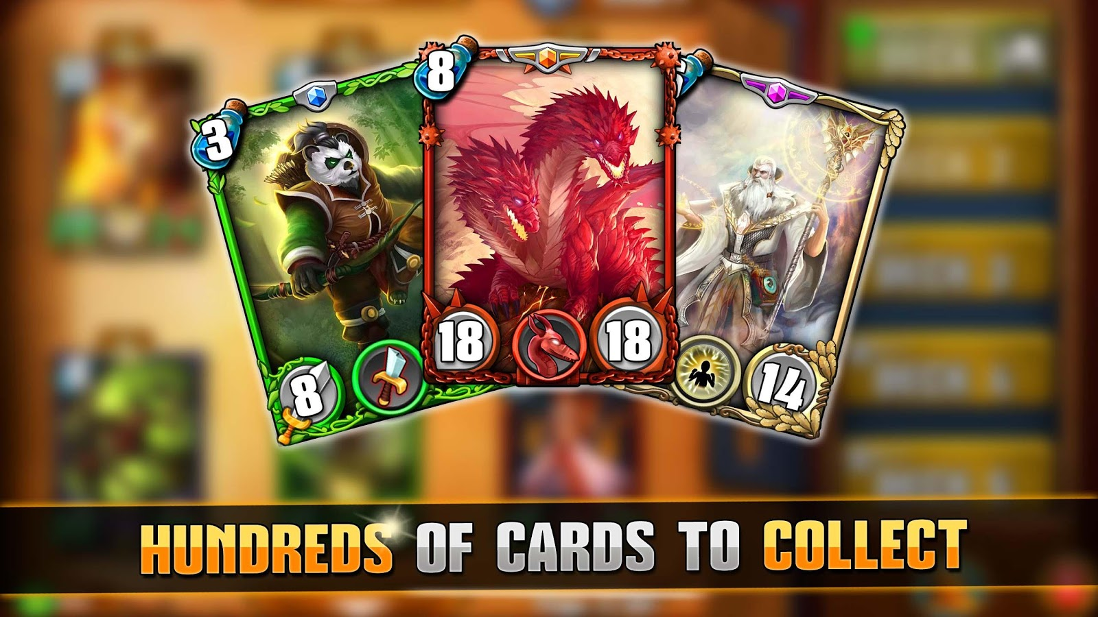Magic Quest: TCG- screenshot