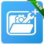 File manager ccleaner icon