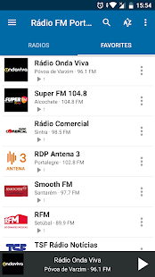 FM radio Portugal