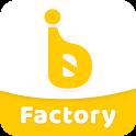 bijnis Factory App - Grow Your Factory icon