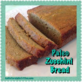 Zucchini Bread & Cinnamon - Au Naturale!