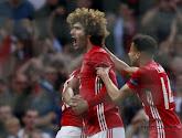Manchester est bien sur le point d'attirer un solide concurrent pour Fellaini