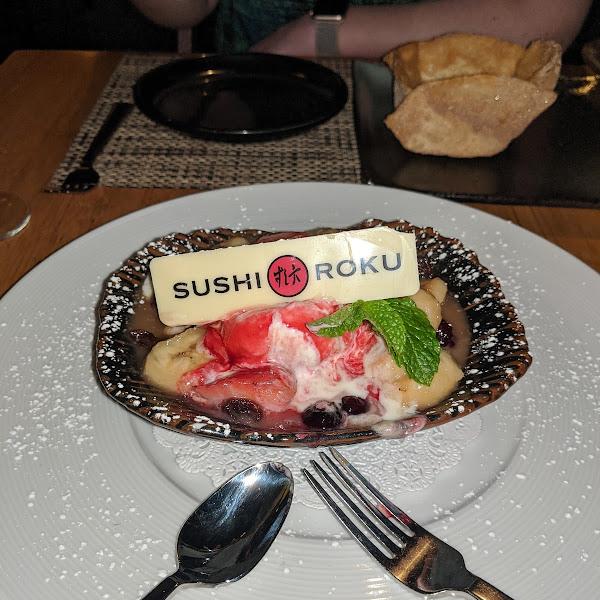 Photo from Sushi Roku