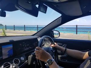 Eクラス セダン  W213型 E200 アバンギャルドスポーツのカスタム事例画像 さだひろさんの2019年07月28日17:19の投稿