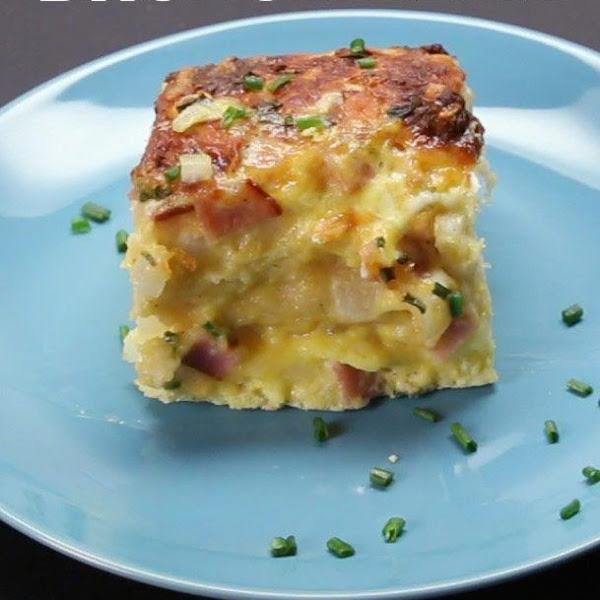 Easy Breakfast Brunch Bake Recipe