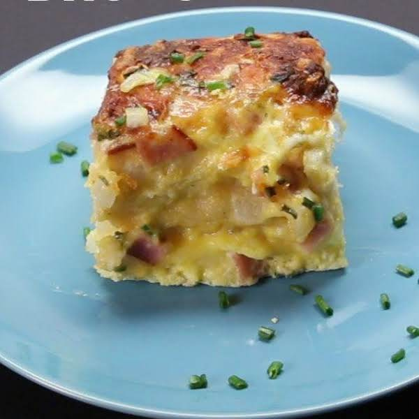 Easy Breakfast Brunch Bake