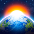 3D Earth Pro - Weather Forecast, Radar & Alerts UK icon