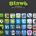 blawb LauncherPro Theme icon