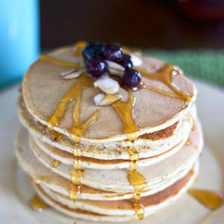 Gluten-Free Almond Pancakes  (dairy-free)