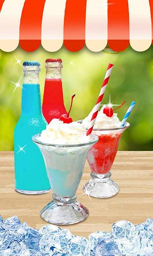 Ice Cream Soda Pop Food Maker