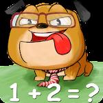 Math Dog: Brain Training! Icon