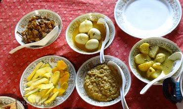 Photo: Breakfast Matale Sri Lanka