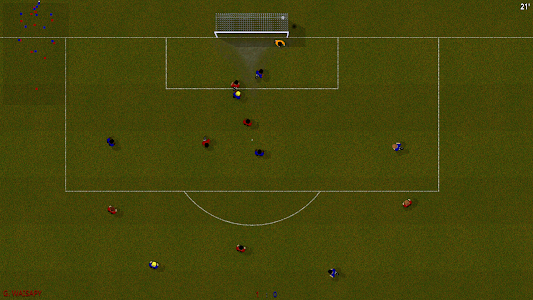 Natural Soccer - Fun Arcade Football Game 이미지[6]