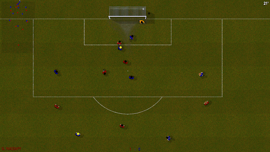 Natural Soccer ⚽ Fun Arcade Football Game- screenshot thumbnail
