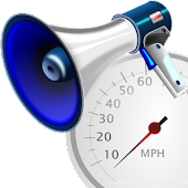 Voice Speedometer Free Version