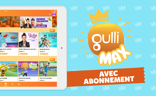 Gulli – L'appli de dessins animés pour enfants 3.0.8 screenshots 2