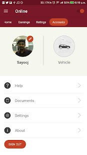 LaTaxi Driver - náhled
