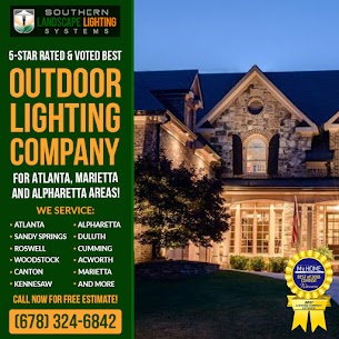 Landscape Lighting Marietta GA