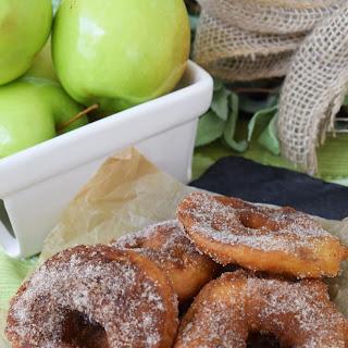 Fried Green Apples Recipe