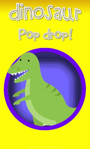 Dinosaur Pop Drop
