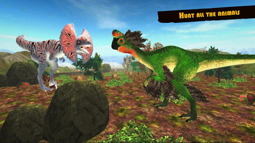 Screenshot for Dinosaur Games Simulator 2019 in United States Play Store
