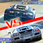 Simulation racing mania icon