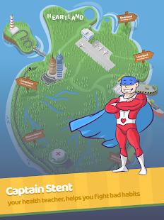Captain Stent - náhled