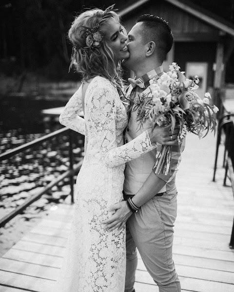 Svatební fotograf Vasiliy Tikhomirov (BoraBora). Fotografie z 11.07.2019