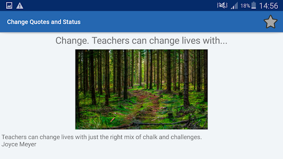 Download Change Quotes For PC Windows and Mac apk screenshot 9