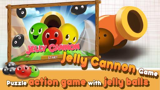 JellyCannon Puzzle Action Game 2.0 Windows u7528 1