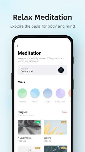 Tide - Sleep Sounds, Focus Timer, Relax Meditate 3.5.1 screenshots 3